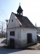 kaplnka sv. Jána Nepomuckého v Banskej Belej