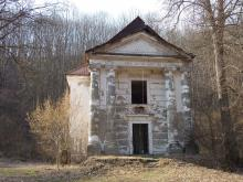 kaplnka sv. Štefana kráľa v Čabradskom Vrbovku