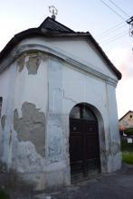 kaplnka sv. Jána Nepomuckého v Kežmarku
