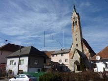 kostol v Liptovskej Osade