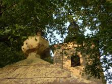 Roztoky - kostol sv. Demetera