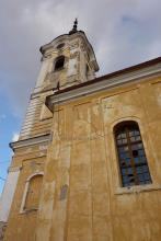 kostol v Šiveticiach