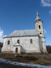 evanjelický kostol v Špaňom Poli