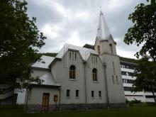 evanjelický kostol v Tatranskej Kotline