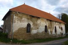 evanjelický kostol v Tvarožnej