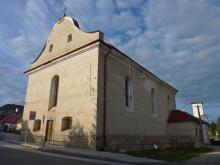 Vrbov - evanjelický kostol [máj 2012]
